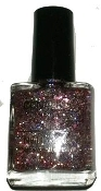 Nebula glitter purple